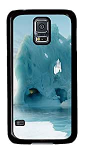 awesome Samsung Galaxy S5 cover Igloo PC Black Custom Samsung Galaxy S5 Case Cover