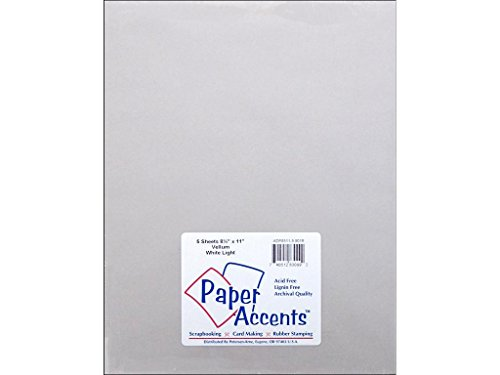 Accent Design Paper Accents ADP8511-5.901B 8.5x11