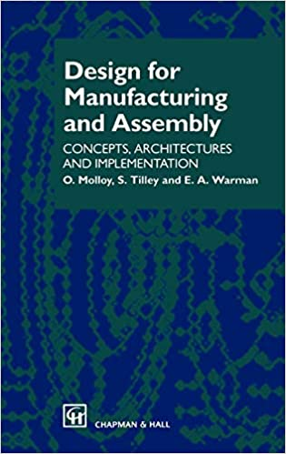 Design for Manufacturing and Assembly: Concepts