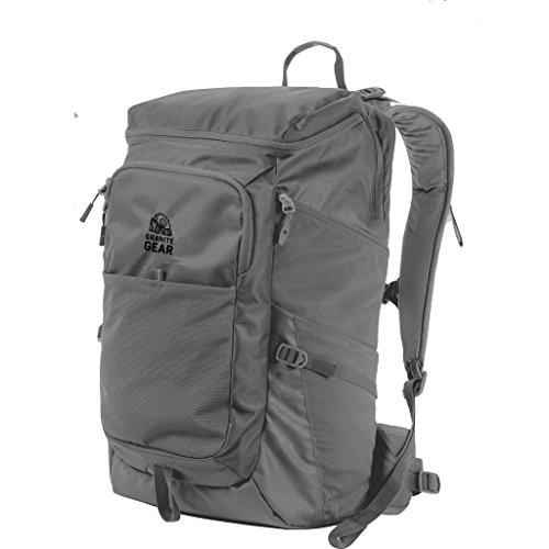 Granite Gear Verendrye Backpack, Flint by Granite Gear