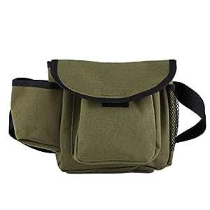 Amazon.com: VGEBY - Cintura de golf, bolsa de lona con ...