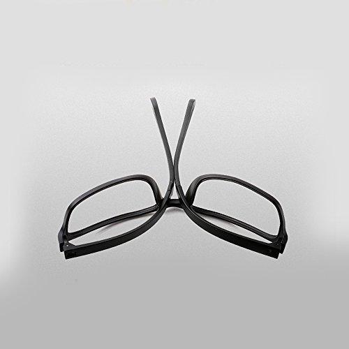 Rectangulaire Reg; Forepin Claire De Pour Transparent Et Retro Vintage Ambre Monture Lentille Vue Lunettes Homme Femme qxfwAxgB