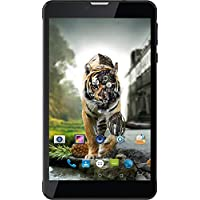 I kall N4 Tablet (7 inch, 16GB, 4G + LTE + Voice Calling), Black