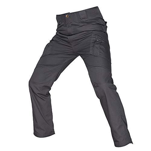 Pantalon Casual Joggings Sport 2018 Hiver Travail Homme Gris De Occasionnels Cargo Pantalons Survêtement Manadlian Mode gxnrzgO