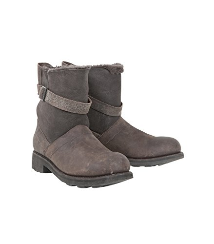 Bikkembergs Homme Bottes Bottines Boots - Cuir - Rouge -  rouge - 44