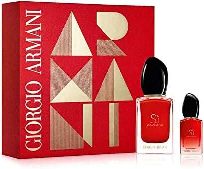 Giorgio Armani Si Passione - Set de regalo (30 ml, Eau de Parfum y 7 ml): Amazon.es: Belleza