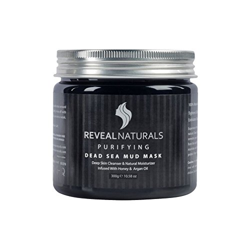 Reveal Naturals Dead Sea Mud Mask - Face & Body Mask Infused