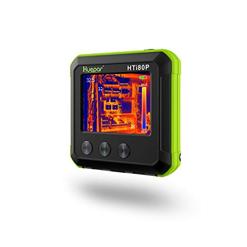Pocket-Sized IR Thermal Imager