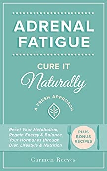 Adrenal Fatigue Naturally Metabolism Lifestyle ebook product image