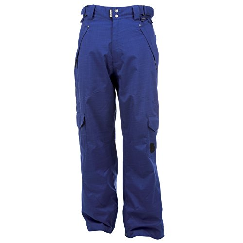 Ride PHINNEY PANT SHELL TWILIGHT NAVY S 2014 by K2