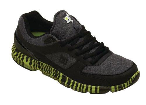 02f7703ed08abc DC Shoes KEN BLOCK COLLECTION BOOST UNILITE TRANIER Black/Lime Size: 5:  Amazon.ca: Shoes & Handbags
