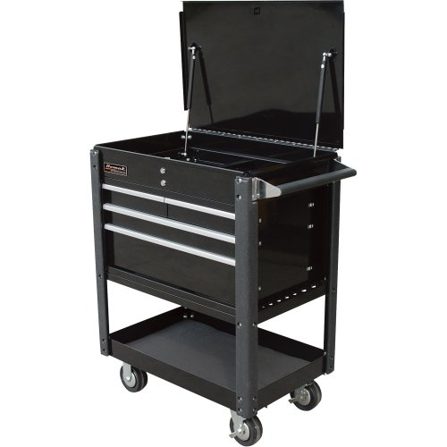 4 drawer service cart - 3