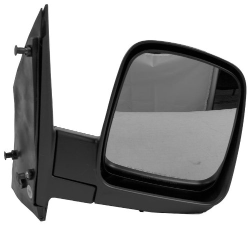 OE Replacement Chevrolet Van/GMC Savana Passenger Side Mirror Outside Rear View (Partslink Number GM1321284) (Savana Gmc Passenger Van)