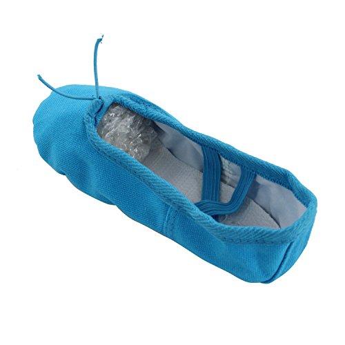 Blauwe Yogabalanspraktijkschoenen Voor Dames