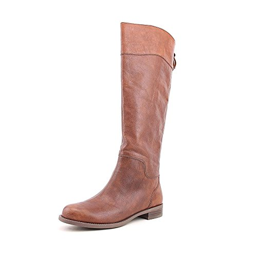 Nine West Counter Leather Womens Fashion - Mid-Calf