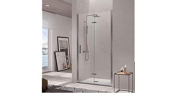 Frente de ducha NARDI, puerta plegable: Amazon.es: Bricolaje y ...