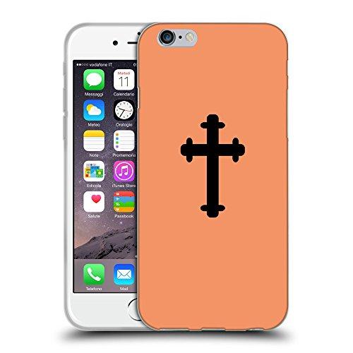 GoGoMobile Coque de Protection TPU Silicone Case pour // Q08410607 Religion 5 Mandarine // Apple iPhone 7