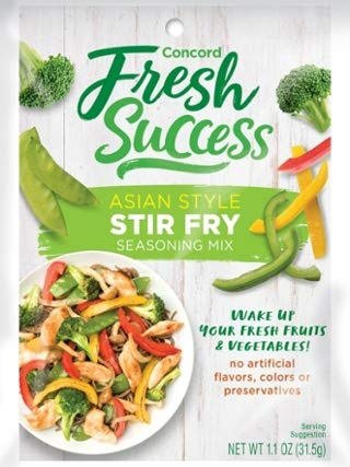 asian style stir fry