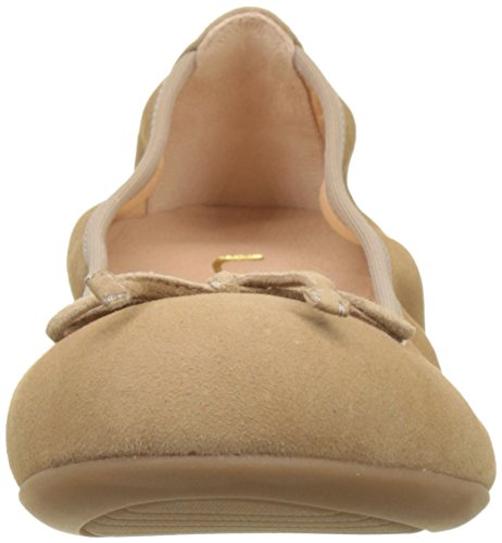 Geschlossene Ballerinas Damen Unisa Beige Barley 18 Acor ks wqqZ8AI