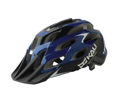 Kali Protectives 2014 Amara Cam Mountain Bike Helmet (Cobra Blue - XS/S)
