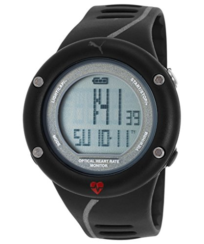 PUMA Unisex PU911291002 Optical Cardiac Reflective Digital Display Watch