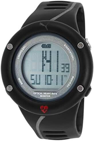 PUMA Unisex PU911291002 Optical Cardiac Reflective Digital Display Watch