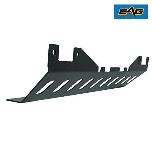 EAG JK Skid Plate for 07-17 Jeep Wrangler JK Bumper 51-0308 / 51-0308L / 51-0328