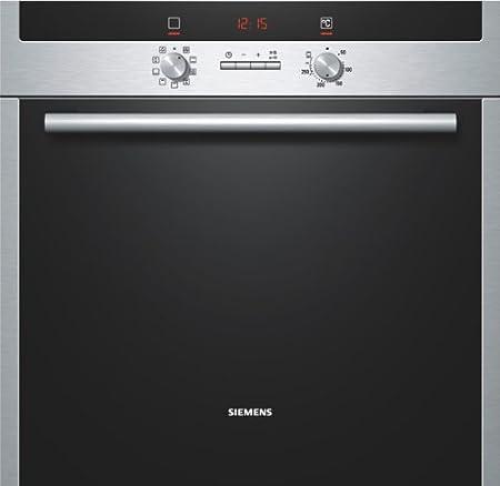 Siemens HB33AU540 - Horno (67L, 3500W, Eléctrico, Integrado, Acero ...