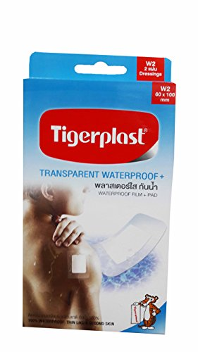 4-packs-of-tigerplast-transparent-waterproof-waterproof-film-pad-transparent-film-absorbent-pad-non-