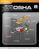 29 Cfr 1926 OSHA Construction Industry Regulations: July 2013 Edition, MANCOMM, 159959479X