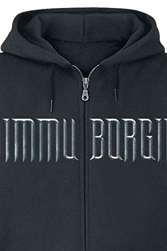 Dimmu Borgir Borgir Borgir The Night Masquerade Kapuzenjacke schwarz B07BJ7XL7V Kapuzenpullover Bekannt für seine gute Qualität c468b7