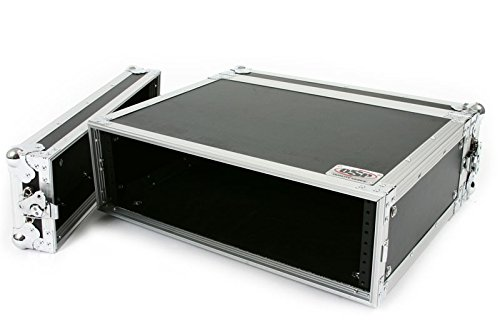 OSP Cases | ATA Road Case | 3-Space Effects Rack | 14