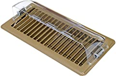 Accord Ventilation model APFRDFU is a Heavy Duty, Magnetic, Adjustable Air Deflector for Steel Floor Registers. Each Accord Ventilation product is crafted using high quality materials that provide strength and durability. Accord Ventilation p...