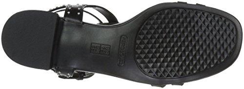 Showdown Women Aerosoles Sandal Gladiator Black 58BwRq