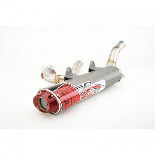06-09 Suzuki LTR450: Big Gun Evo R Complete Exhaust