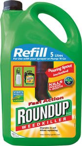 Scotts Roundup Fa Pump N Go Refill 5L*