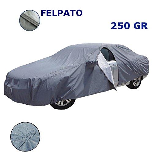 Bâ che voiture molletonné e Mazda MX-5 98 > 05 Housse couvre-voiture Coque impermé able Ripstop lavable et anti-rayures EMMEA