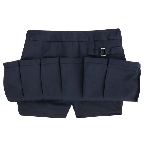 French Toast Uniforms Girls' Scooter Skort (Navy 12) by French Toast