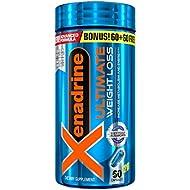 Xenadrine Ultimate, Weight Loss Supplement Bonus, 120 Count