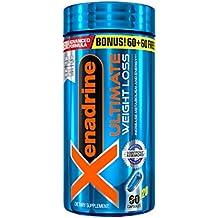 Xenadrine Ultimate Weight Loss Supplement Bonus, 120 Count