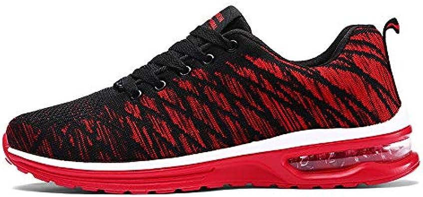 Zapatillas De Baloncesto Hombre Transpirables Casual Sneaker ...