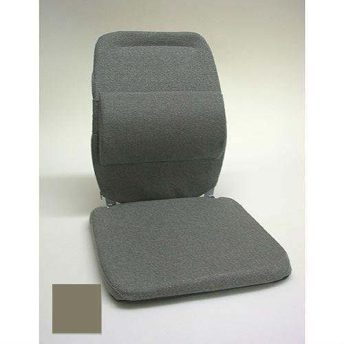 Sacro Ease - BRC-LBRN - Deluxe Model Lumbar Car Seat Support Cushion - Light Brown - Width - 19 in.