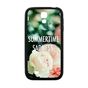 Flowers Phone Case for samsung galaxy S4 Case