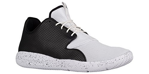 nike air jordan eclipse mens trainers 724010 sneakers shoes (US 9.5, black white white 020)