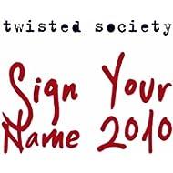 Sign Your Name 2010 (Marcel Levi Short)