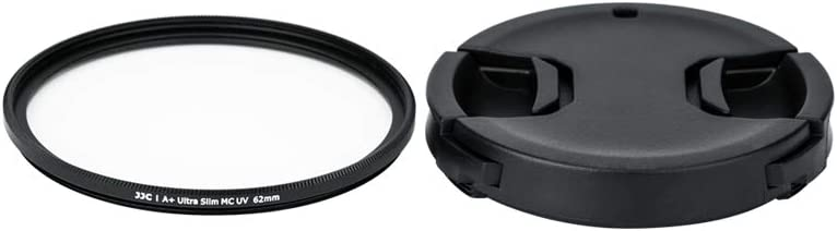 PROfezzion 58mm Protection UV Filter /& Lens Cap Kit for Canon VIXIA HF G21 G10 G20 G26 G30 G40 G50 G60 XA50 XA40 XA30 XA15 XA11 XF400 XF310 XF705 Camcorder and More Lenses with 58mm Filter Thread