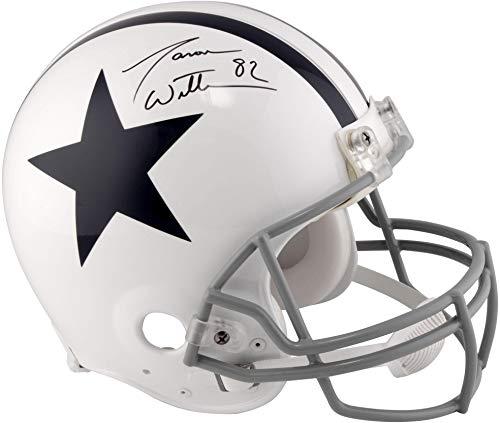 Jason Witten Dallas Cowboys Autographed Riddell Throwback 1960-1963 Pro-Line Helmet - Fanatics Authentic Certified 1960 Authentic Throwback Helmet