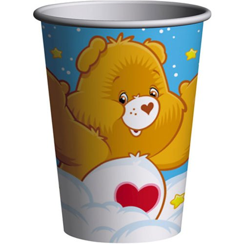 Care Bears Rainbow Paper Cups
