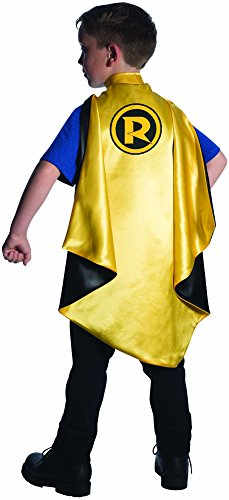 Rubie's Costume DC Superheroes Robin Deluxe Child Cape -