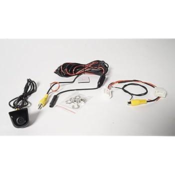 Amazon.com: Kit de cámara trasera de copia de seguridad para ...